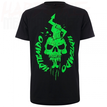 100% UPTEMPO T-SHIRT THUNDER GREEN