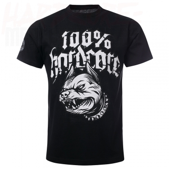100% HARDCORE T-SHIRT STAND YOUR GROUND