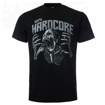 100% Hardcore T-Shirt Deadly Scream