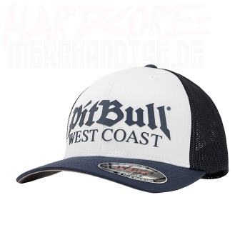 Pitbull West Coast Mash Cap Old Logo