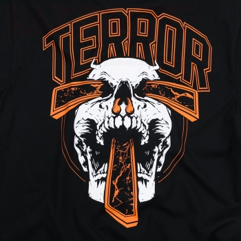 100% TERROR T-SHIRT CROSS