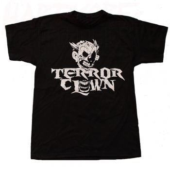 TERRORCLOWN T-SHIRT DRIVEN BY VIOLENCE