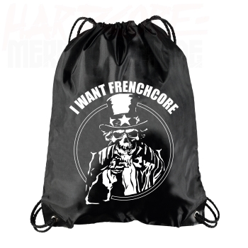 100% FRENCHCORE POLYESTER BAG I WANT!