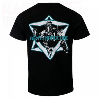 Army of Hardcore T-Shirt Frozen