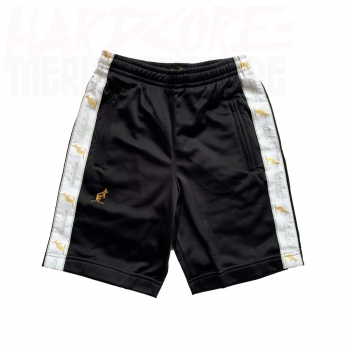 Australian Bermuda / Shorts All Over schwarz/weiss