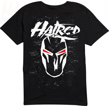 "HATRED T-SHIRT ""MASK"""