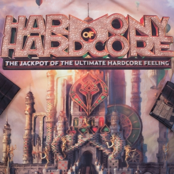 HARMONY OF HARDCORE THEME TRAININGSJACKE (XXL)