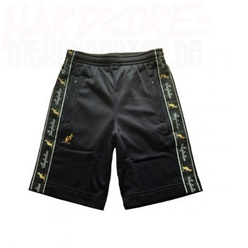 Australian Bermuda / Shorts All Over black