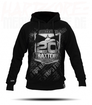 TRAXTORM 20 YEARS HOODED (SIZE S)