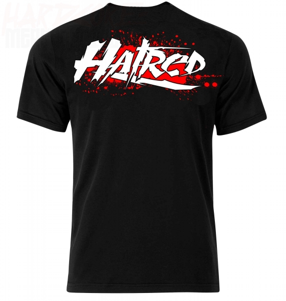 HATRED T-SHIRT BUTTERFLY EFFECT
