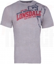LONSDALE T-SHIRT WALKLEY GRAU