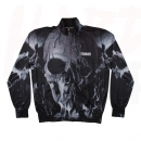 100% TERROR TRAININGSJACKE MELTING SKULLS
