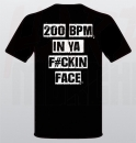 MASTERS OF NOISE T-SHIRT 200 BPM